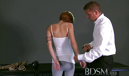Blonde Drecksau fickt film porno pour adult den Hausmeister