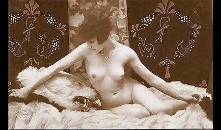 Superbe Naomi Woods facialized après film adulte mature un massage torride